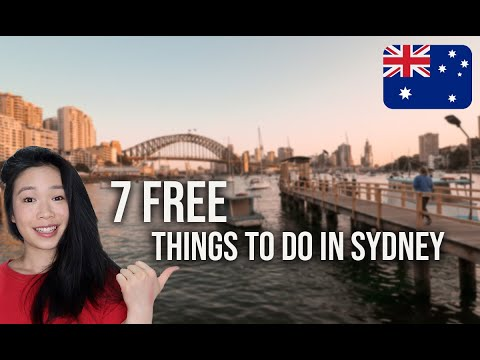 7 free things to do in sydney australia   sydney travel guide 2020