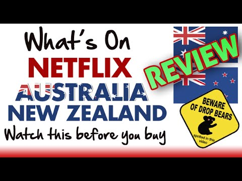 What's on netflix australia & new zealand. the complete list & review