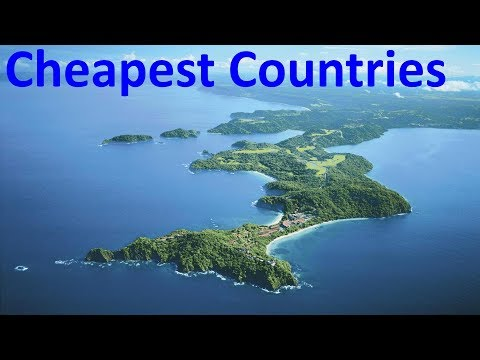 The 10 cheapest countries to live or retire | you might not need to work