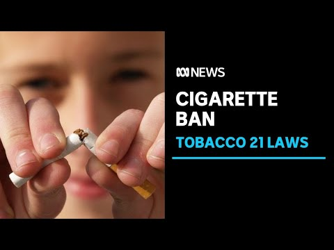 Tasmania could become the first state in australia to raise the legal smoking age to 21   abc news