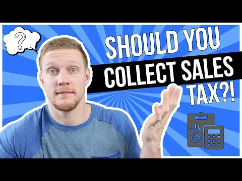 What you need to know about sales tax💸 when selling online in 2020