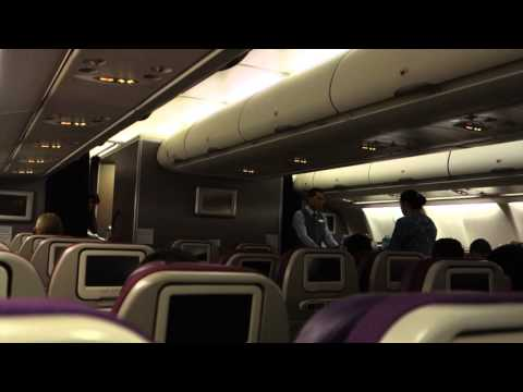 Malaysia airlines klia to sydney a330-300